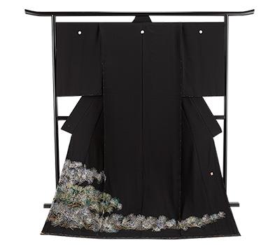 逸品黒留袖